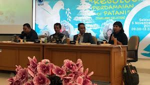 """Gempita,Gema Dan Fisip Gelar Seminar Nasional  """"Resolusi Perdamaian di Patani (Thailand Selatan)"""""""