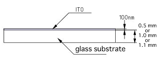 ITO Electrode schema