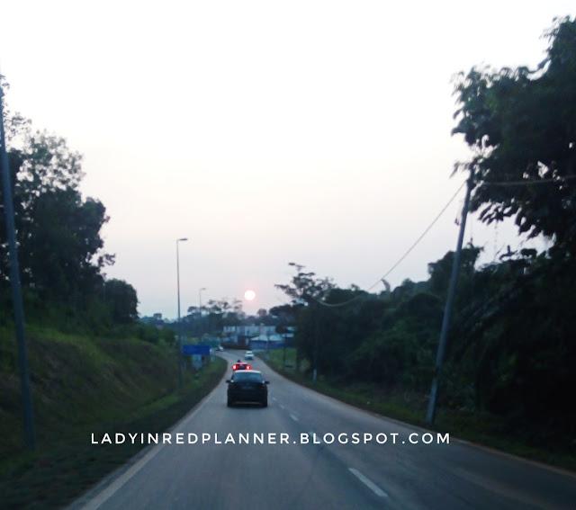 Jalan Mambau ke Port Dickson