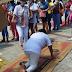 A TRÊS DIAS DA MAIOR FESTA CATÓLICA DO NORTE DO BRASIL, FIÉIS PAGAM PROMESSAS NO CÍRIO DE BELÉM