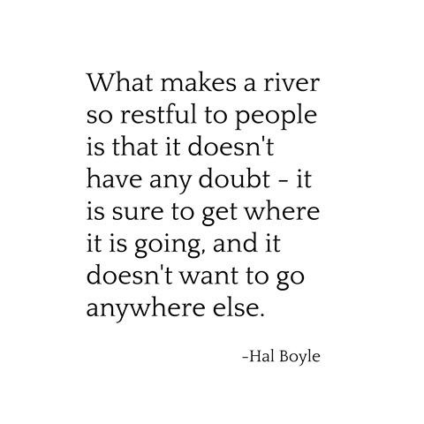 river restful -- boyle