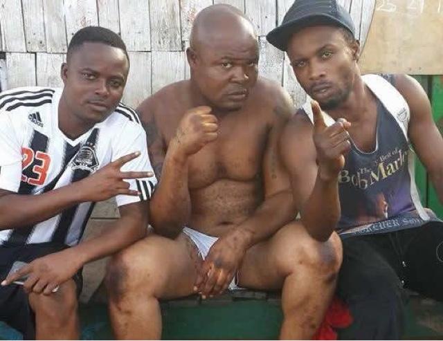 Bukom Banku the controversial ghanaian boxer bleaching
