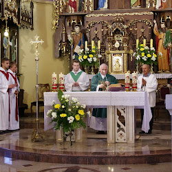 Masza na rozpoczęcie roku Domowego Kościoła 07.09.2014r.