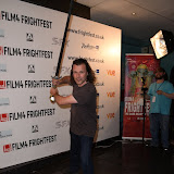 OIC - ENTSIMAGES.COM - Jason Kingsley  at the Film4 Frightfest on Sunday    of   Hawk The Slayer   UK Film Premiere at the Vue West End in London on the 30th August 2015. Photo Mobis Photos/OIC 0203 174 1069