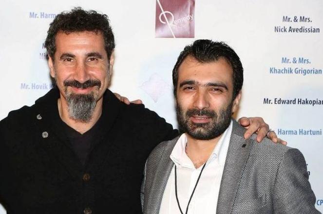 Serj Tankian compõe música para o filme 'The Last Inhabitant'