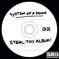 CD System of a Down – Steal This Album! (Torrent) download