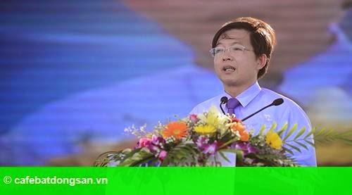 Hình 3: Khởi công Quần thể sân golf và resort 3.500 tỷ đồng tại Bình Định