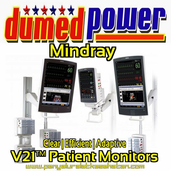 Mindray-V-Series-Patient-Monitors-V21-Made-in-China