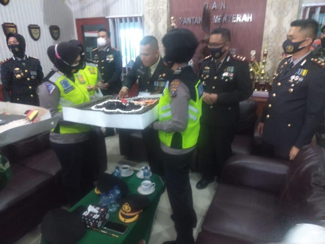 4 Kapolres Polda Sumut Turut Serta Meriahkan HUT TNI ke 75