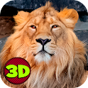Safari Lion Survival Simulator icon