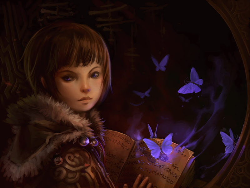 Spell Of Butterflies, Magic And Spells