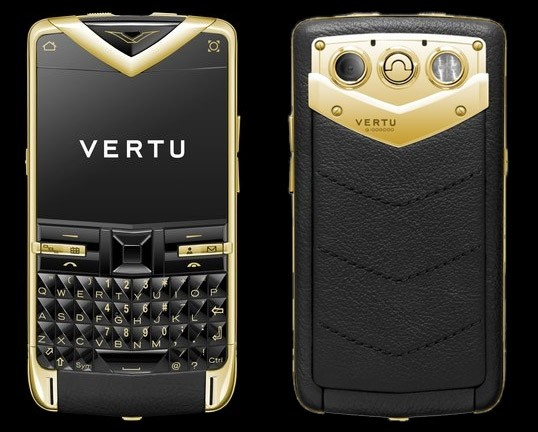 Luxury Smartphone Company Vertu Is Shutting Down 1
