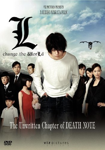Death Note 3 L Change The World