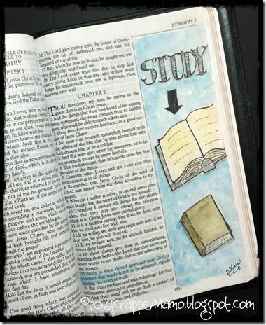 Bible Art 2Tim2-15