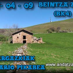 ARGAZKIAK Beintza-Ziga(Roxario Pikabea)
