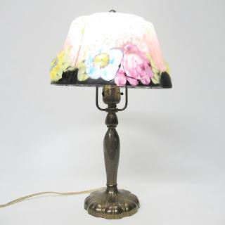 Pairpoint Brass Lamp