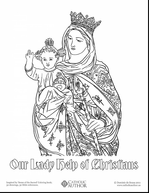 Terrific Printable First Munion Coloring Pages With Catholic