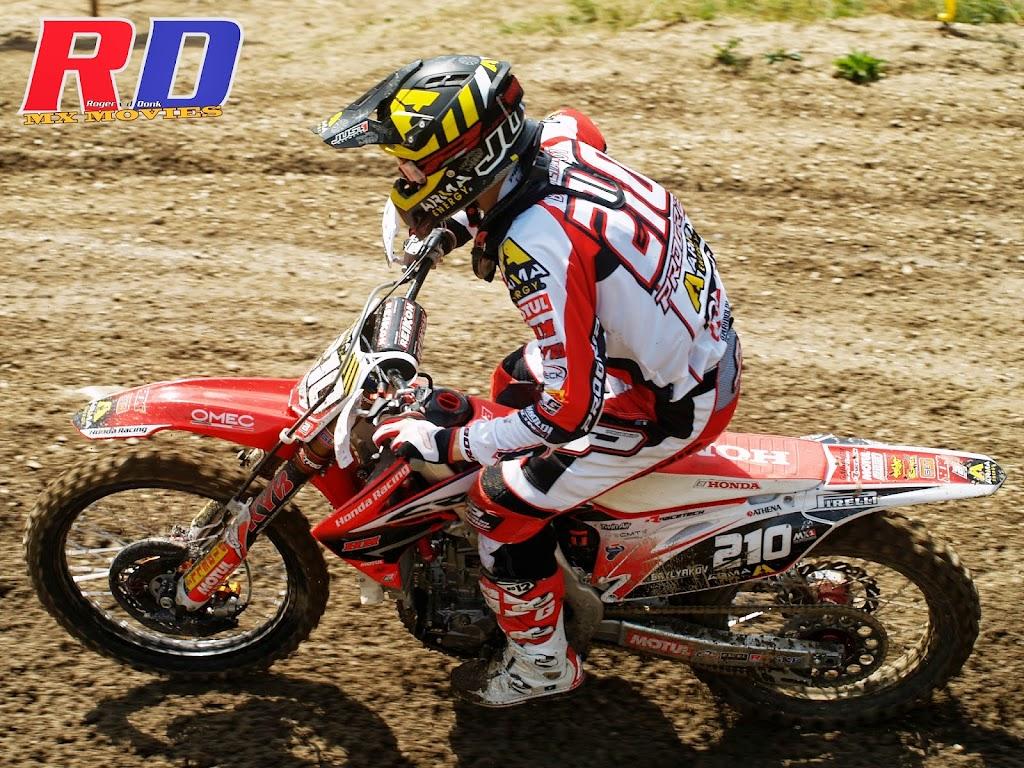 GP Chech Republic MX2 15