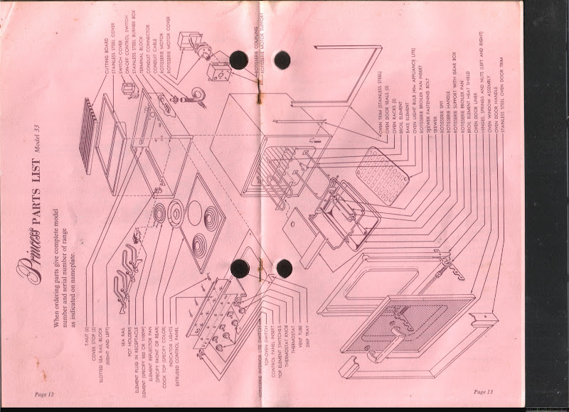 princess electric range oven replacement page 2 trawler forum stove components diagram this image has been resized click this bar to view the full image the original image is sized %1%2