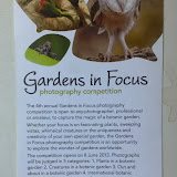 Фотоконкурс растений в садах