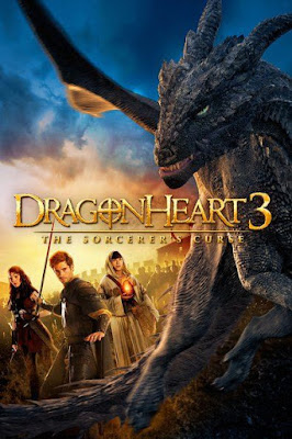 Dragonheart 3: The Sorcerer's Curse (2015) BluRay 720p HD Watch Online, Download Full Movie For Free