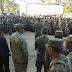 El Comandante General del Ejército inspecciona cuarta brigada y zona fronteriza durante feriado de fin de año.