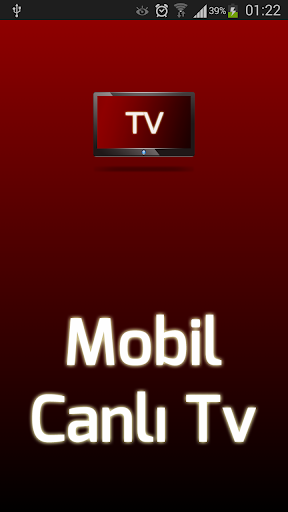 Mobil Canlu0131 Tv 2.4.0 screenshots 1