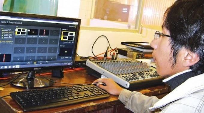 Laboratorio de la UMSA busca afianzar la TV digital en el país