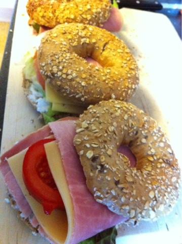 Sandwich maison