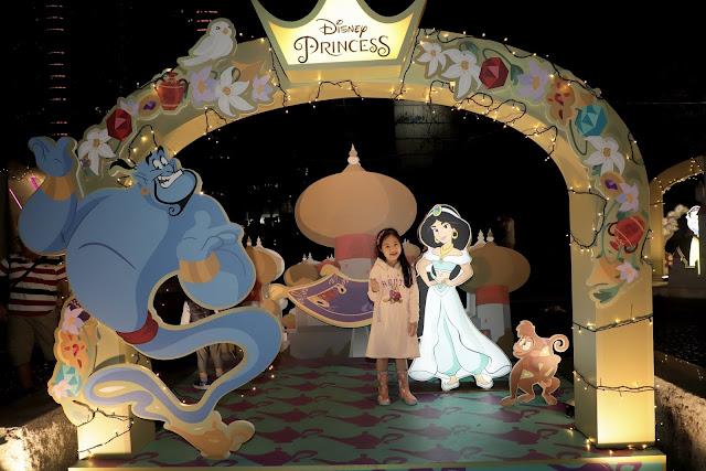 2020新北歡樂耶誕城 迪士尼公主