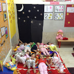 Nursery Section Celebrated Pajama Party at Witty World (2015-16)
