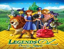 فيلم Legends of Oz: Dorothy's Return