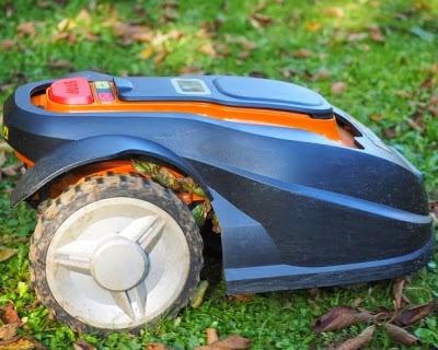 газонокосилка робот