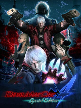 โหลดเกมส์ (PC) Devil May Cry 4 Special Edition