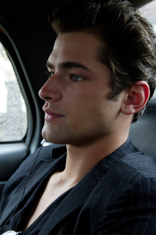 Sean O'Pry by Shannon Sinclair for Models.com, September 2011