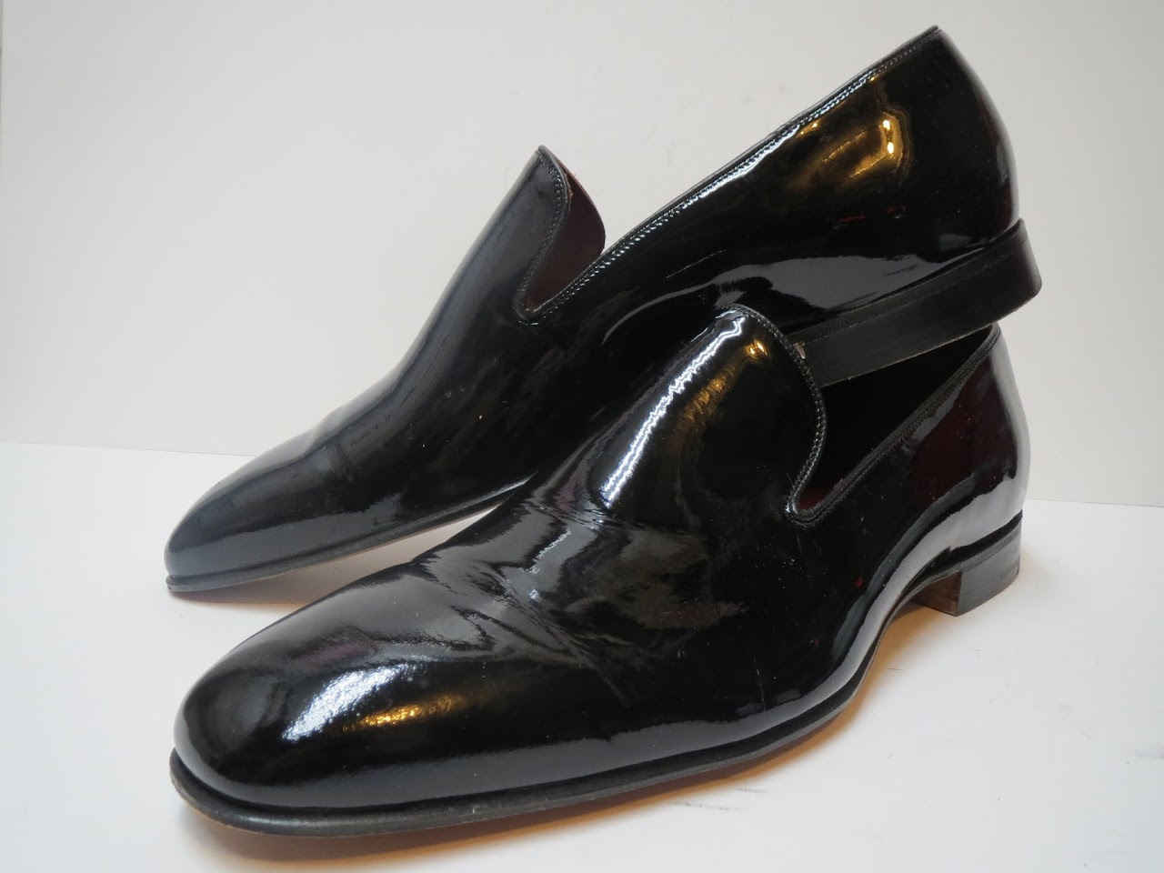 Church's Patent Leather Slippers