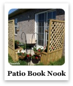 Patio Book Nook