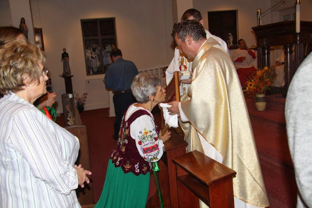 Feast of Blessed John Paul II: October 22nd - pictures  Aneta Mazurkiewicz - IMG_0709.jpg