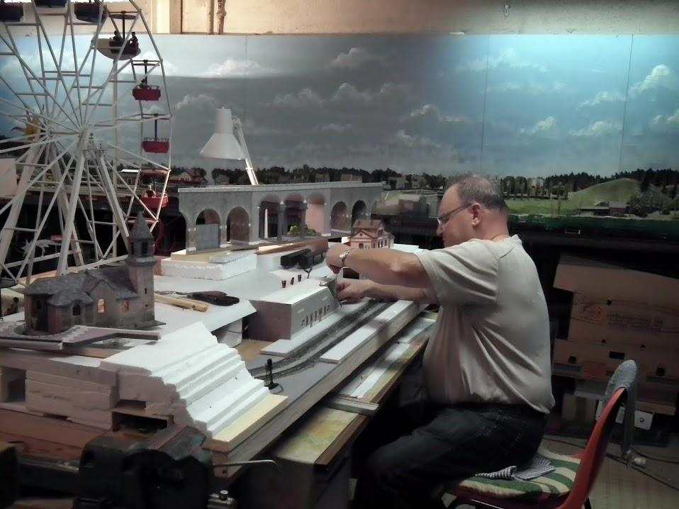 Mali klub željezničkih modelara u Francuskoj Gare+Viroflay+%252816%2529
