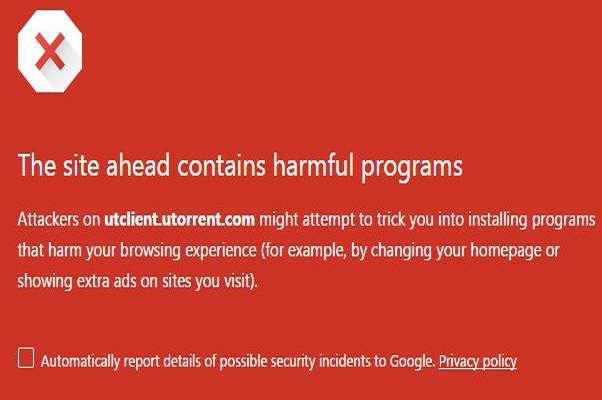 رسالة مهمة جدا تظهر علي جوجل كروم وبعض المتصفحات الأخري لحميتك تعرف عليها الأن ما الذي تعنيه هذه الرسالة ولماذا عليك الحذر منها  شئ مهم يجب أن تعرفه حالا