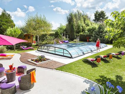 v randa rideau abri de piscine rideau vertou loire. Black Bedroom Furniture Sets. Home Design Ideas