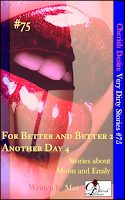 Cherish Desire: Very Dirty Stories #75, Max, erotica