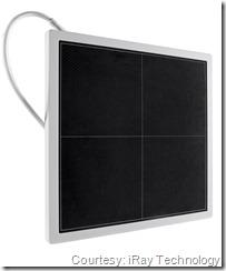 IRAY Flat Panel Detector