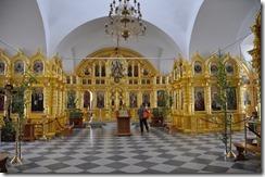 12 solovsky iconostase cathédrale transfiguration