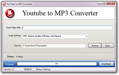 Software YouTube to MP3 Converter | Free Software Download