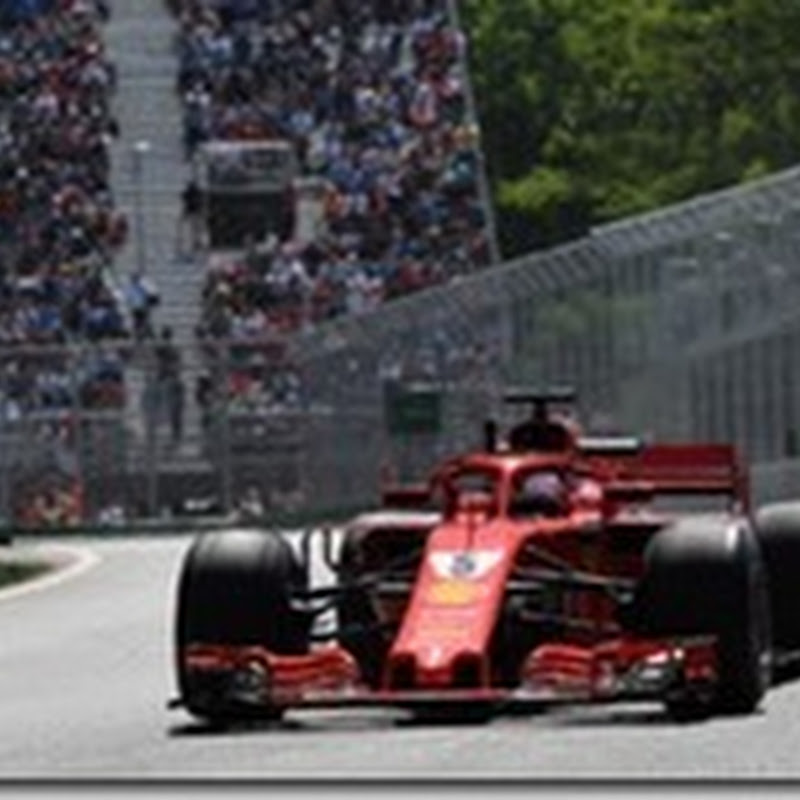 GP del Canada: Vettel in pole