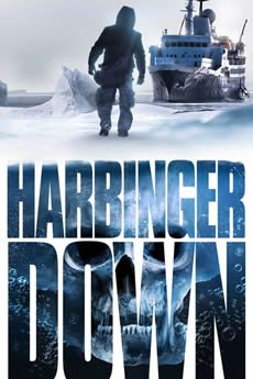 Capa Harbinger Down: Terror no Gelo (2015) Dublado Torrent