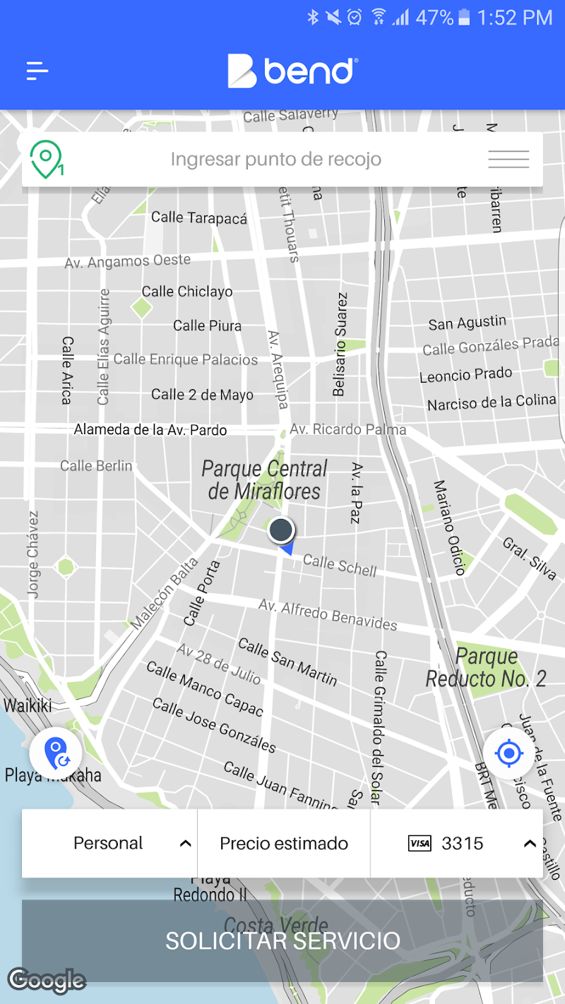 Скриншот Bend - Urban Messengers