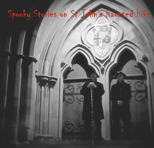 Spooky Stories on St. John's Haunted Hike