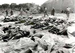 People of Sabra and Shatila, Ill Never Forget You.